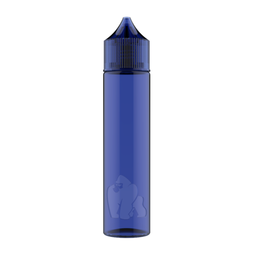 Chubby Gorilla Unicorn Bottle 60ml Blau/Blau