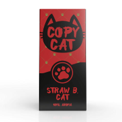 Copy Cat Aroma Straw B. Cat