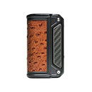 Lost Vape Therion DNA75C Schwarz/Red Ostrich