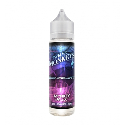 Twelve Monkeys Bonogurt Overdosed 50ml