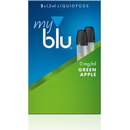 myblu Liquidpods 2x Green Apple 0mg/ml