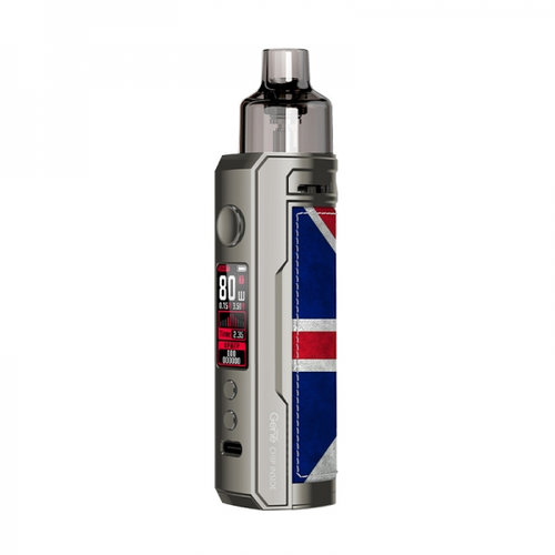 Voopoo Drag X Kit Silver Knight
