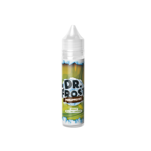 Dr. Frost Pineapple Ice 14ml in 60ml Flasche